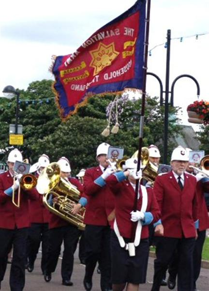 Chatham Salvation Army » Blog Archive » Household Troops Band at ...